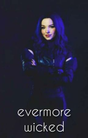 evermore wicked | descendants 3 by MidnightHerondale