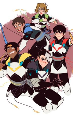 Part of the Team (Voltron x Child!Reader) - Ch  1 - Wattpad