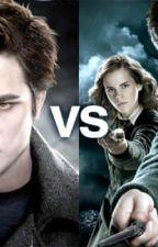 Harry potter vs Twilight by xoxoPop28xoxo