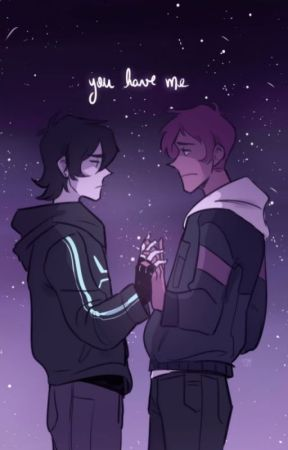 First Words ~ Klance soulmate au by EmoEdgyGayLord