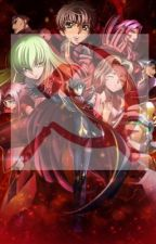 Code Geass the rise of communism  by TK-800