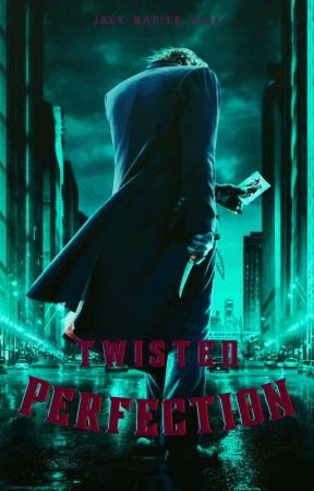 Twisted Perfection (Heath Ledger Joker) by Jack_Napier_2008