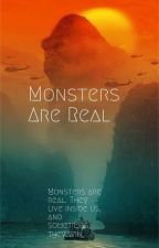 Monsters Are Real by _Peter_Tingle_
