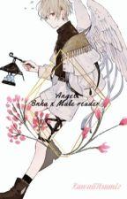 Angel (Bnha x Male reader) by KawaiiItsumi2