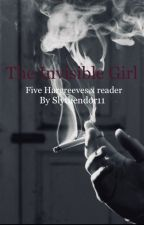 The Invisible Girl  Five x reader by Slythendor11
