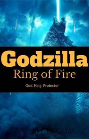 Godzilla: Ring of Fire by AngelusFigueroa