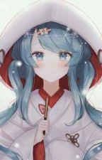 Vocaloid Miku Lyrics by TentacleRanger