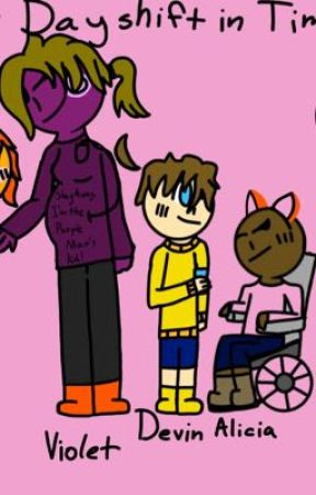 A Dayshift in Time (A Hat in Time DSaF AU) and Character