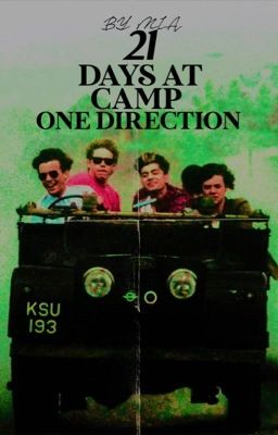 21 Days At Camp One Direction (Book One: 21 Days series)