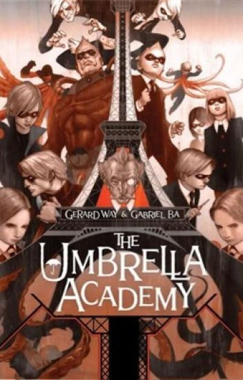Umbrella Academy imagines-preferences