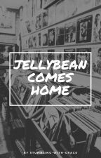 Jellybean Comes Home by stumblingwithgrace