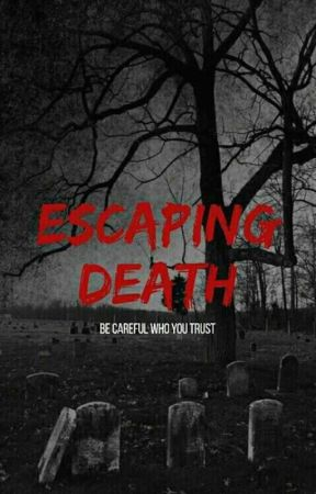 Escaping Death by clufthixe
