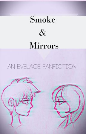 [ The Incredibles: Smoke and Mirrors ]  - An Evelage Fanfic by Tick-Tock_Abra