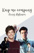 Keep me company l.s. by KarolineSchlage