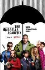 Umbrella Academy Reader x Five by OofOofFloof