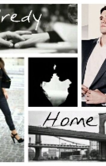 Already home. (Aaron Tveit fanfiction)
