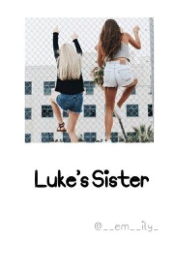 Luke's Sister.