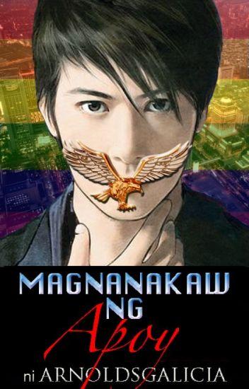MAGNANAKAW NG APOY (Magnanakaw Files #1)