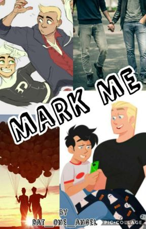 Mark Me: A Danny Phantom Soulmate AU by dat_one_angel