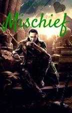 Mischief||Loki X OC by BellaMarieStark