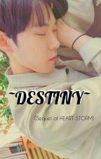 DESTINY  [Kim Doyoung; sequel]  by Rabbotzen