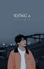 Texting A Stranger |Slow Update| j.jk by PastaWithSushi
