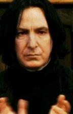 Snape X Reader by ThatNerdyIdiot