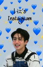 Liz's Instagram by -LOVELYENDINGS