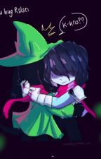 In Prison (Basically, a Kris X Ralsei story) by Olsory23