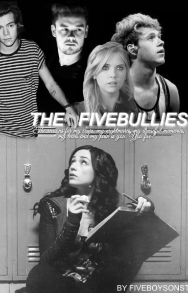 The Five Bullies  (One Direction Fanfic)
