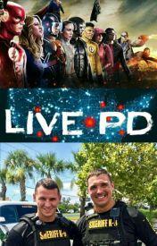 A live PD Love Story - Sean Larkin's Life before Vanessa