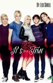 It's Time by Annabeth247365
