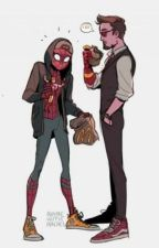 Irondad and Spiderson oneshots. by This-is-a-username48