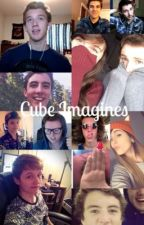 Cube Imagines by heyobsessions