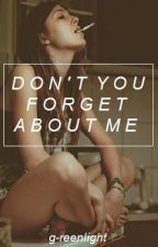 don't you forget about me -- luke hemmings by g-reenlight
