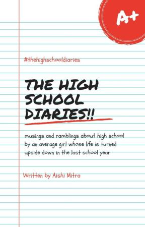The High School Diaries by MitraMitra2