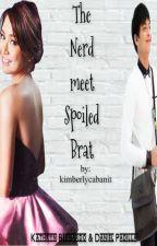 THE NERD MEET SPOILED BRAT <3 by princesskimoii