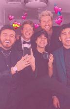 Vlog squad boys x male reader (oneshots) by IDontPostSorry