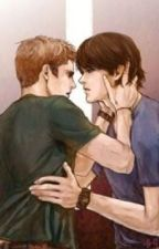 Sam and Dean first Kiss by MarcelStyles94_