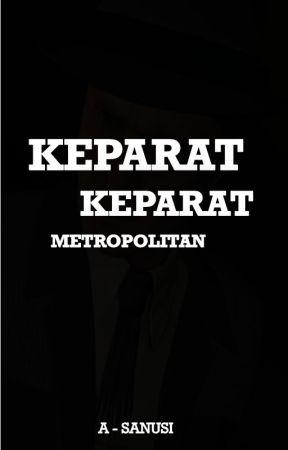 Detektif Roy : Keparat-keparat Metropolitan by A-Sanusi