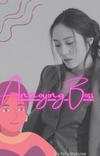 Annoying Boss by hiipoet