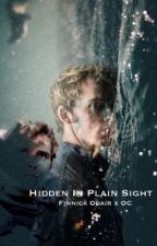 Hidden In Plain Sight | Finnick Odair. by dauntlessera