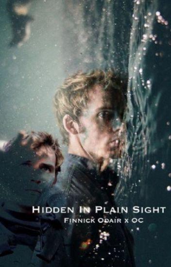 Hidden In Plain Sight | Finnick Odair.