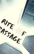 Rite of Passage by silverchitauri