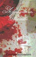 Alessandra, Slavette (Preview) by ConstantineAmatore