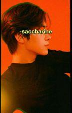 saccharine • wong hendery by sophiesphancakes