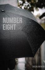 Number Eight {The Umbrella Academy} by SamTheVeganSpam