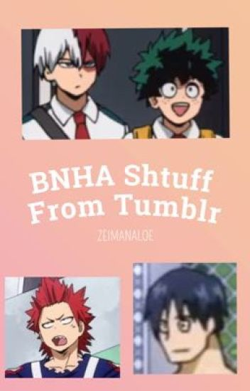 Bnha Imagines Tumblr