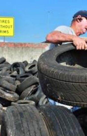Tyre Disposal London - mkl waste - Wattpad