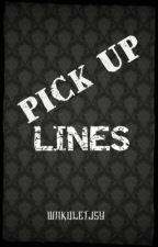 Sari-saring PICK-UP LINES by WakoletJSY